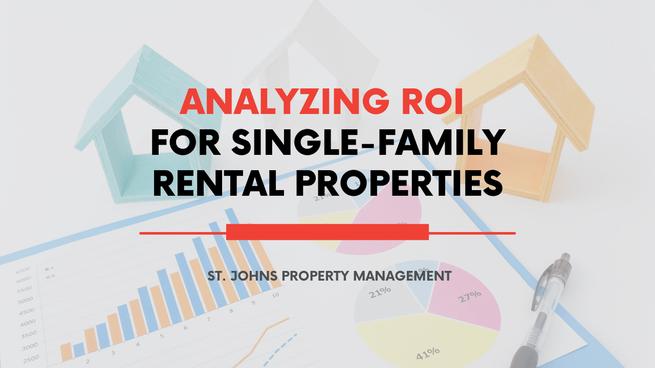 Analyzing ROI for St. Johns Single-Family Rental Properties - Article Banner