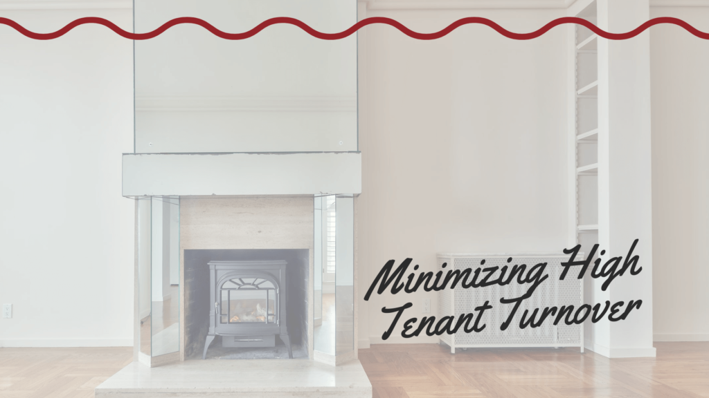 How to Minimize High Tenant Turnover | St. Johns Property Management - article banner