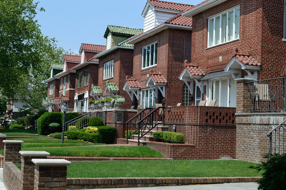 Single-family investment homes
